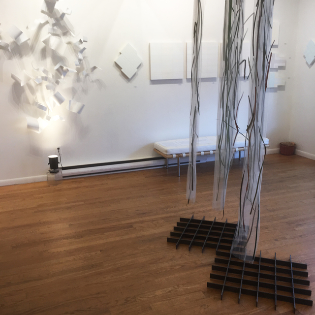 , 'Hanging Green, installation view,' , AMP: Art Market Provincetown