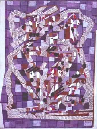 , 'Ritmo de opera,' 1984, Henrique Faria Fine Art