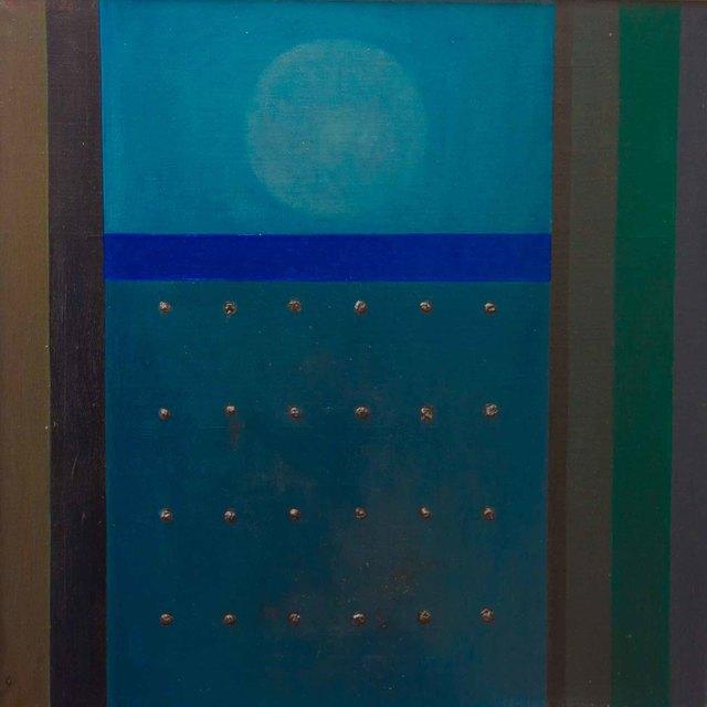 , 'Planos Nocturnos,' 1977, Leon Tovar Gallery