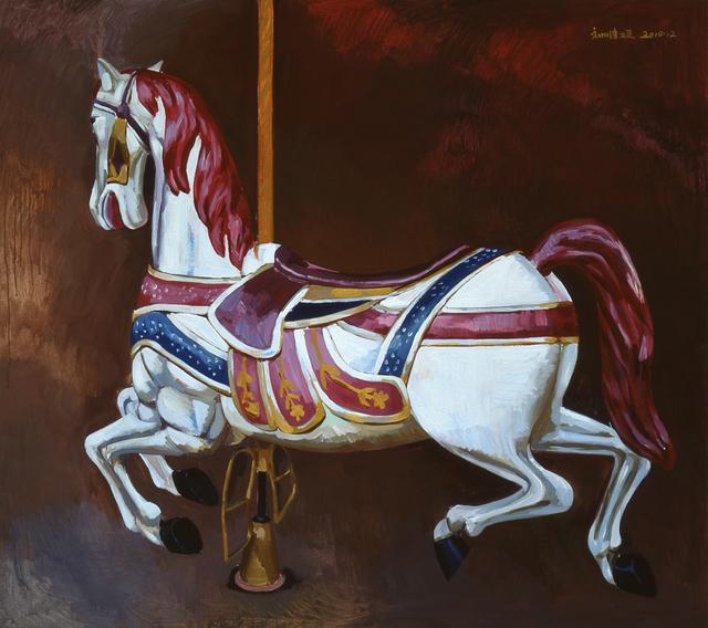 , 'Carousel 木马,' 2010, ShanghART