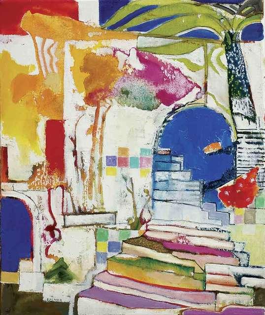 , 'Courtyard, Merida,' 2016, Catto Gallery