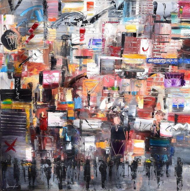 , 'Life on Tib Street II,' , Gateway Gallery