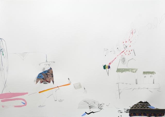 Nilbar Güres, 'YALAMALISIN, CESUR OLMALISIN,' 2014, RAMPA