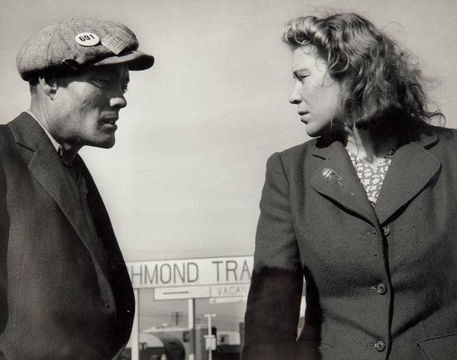 Dorothea Lange, 'Argument in a Trailer Court, Richmond, California', 1944, Phillips