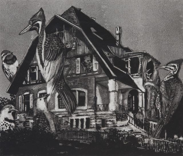 Erol Eskici, 'Nostomania - No 8', 2014, Sanatorium