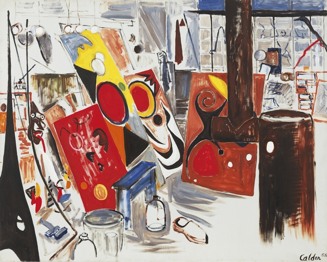Alexander Calder, 'My Shop', 1955, Calder Foundation