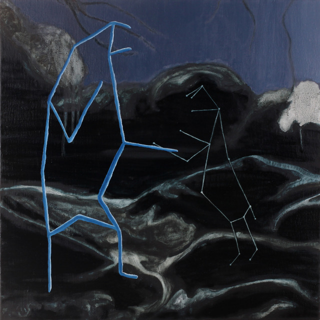 , 'Milodon e Smilodon,' 2013, Portas Vilaseca Galeria