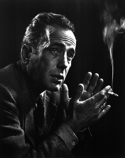 , 'Humphrey Bogart,' 1946, Weston Gallery