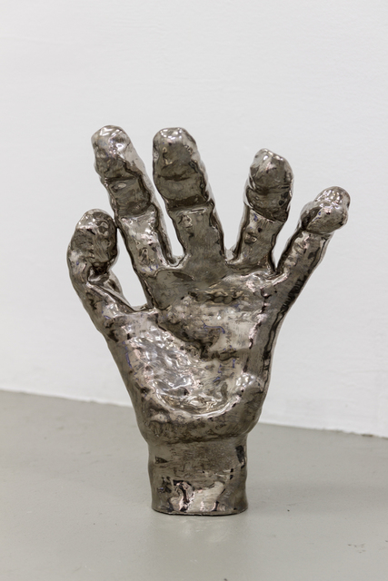 , 'Hand (Upright),' 2018, Gianni Manhattan