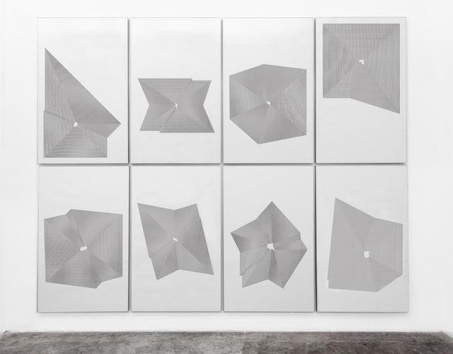 , 'Patrones de distancia,' 2015, Revolver Galería