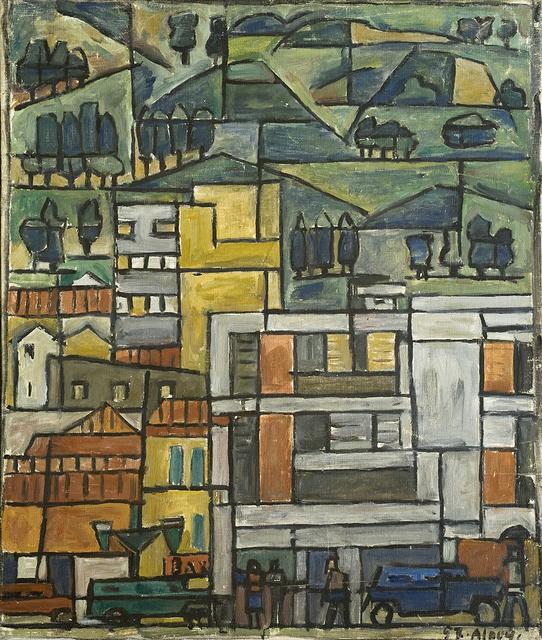 , 'Vista de Caracas con el 34,' 1957, Cecilia de Torres Ltd.