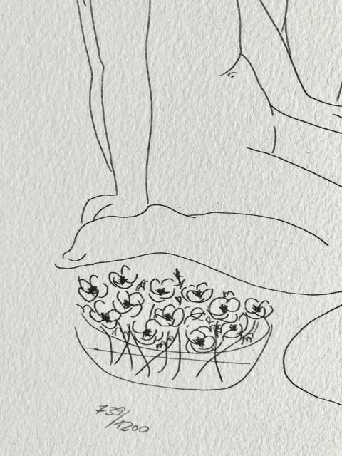 Pablo Picasso, 'Trois femmes nues près d'une fenêtre (Suite Vollard Planche LXVII)', 1973, ByNewArt