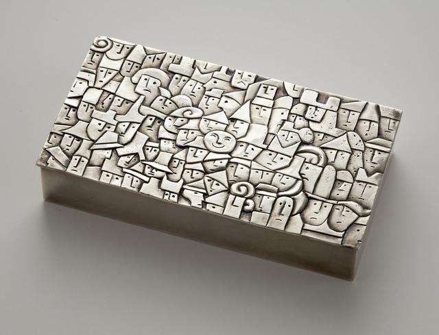 , 'La Foule, Rare Box,' ca. 1942, Maison Gerard