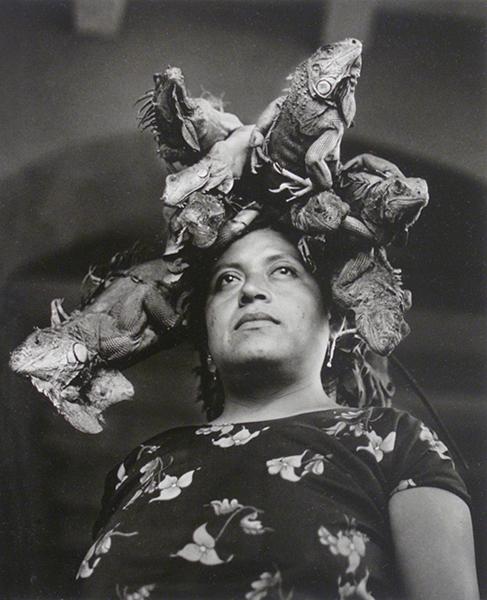 , 'Nuestra Señora de las Iguanas. Juchitán, México,' 1979, Rafael Ortiz