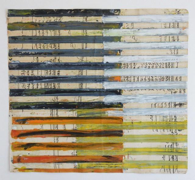 , 'Stripes No Stars 8,' 2019, Gaa Gallery