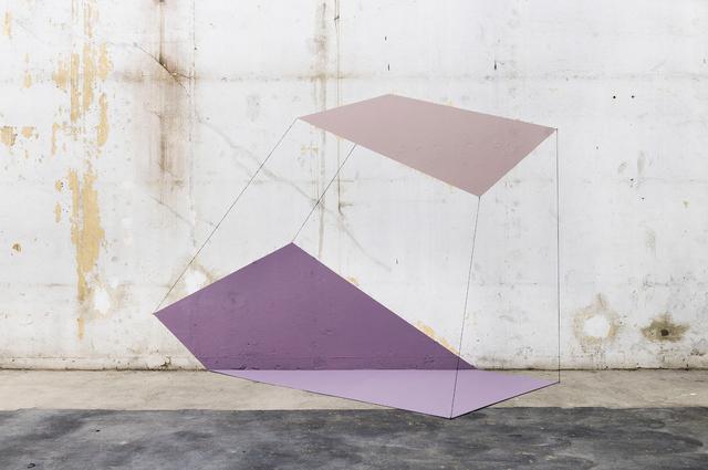 , 'Installation II, Medellin Biennial, Colombia,' 1981, Galeria Jaqueline Martins
