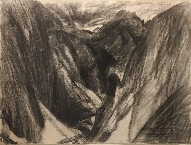 , 'Picos de Europa, Asturias,' 1935, Waterhouse & Dodd