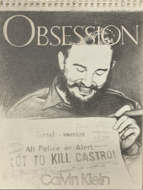 , 'Obsession,' 2012, Pan American Art Projects