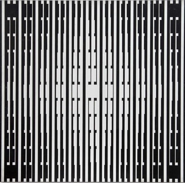 , 'Progression Clair Obscur,' 1960, Galerie Hans Mayer