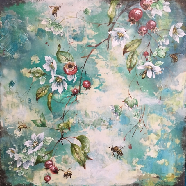 , 'Pollinators #3,' 2017, Diehl Gallery