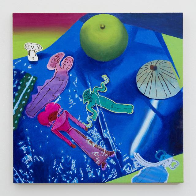 , 'THEIR SPACE OCEAN,' 2019, Tomio Koyama Gallery