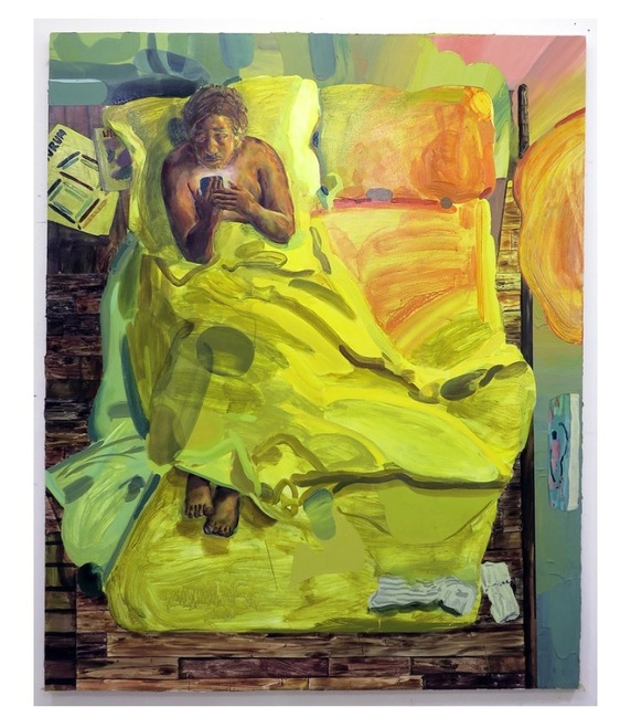 , 'Bed,' 2016, Park Place Gallery