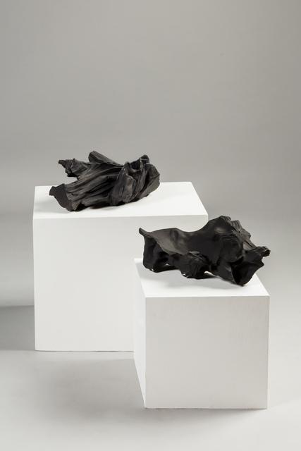 , 'Ondulations I and II ,' 2016, Galerie Dutko