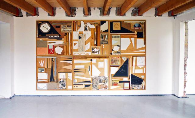Hyland Mather, 'Wonder Town', 2018, Paradigm Gallery + Studio