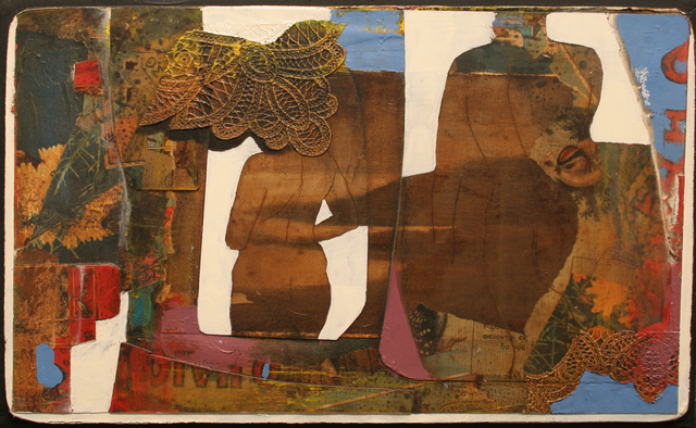 , 'Two Women--Chora, Andros,' 2013, Accesso Galleria