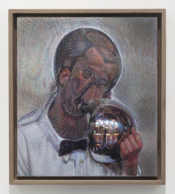 , 'Il Traviatore ,' 2015, David Kordansky Gallery