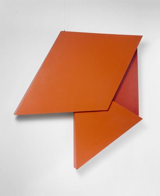 , 'Sem título (de la serie Relevos espaciales) (Untitled (from the Spatial Reliefs series)),' 1959/1991, Moderna Museet
