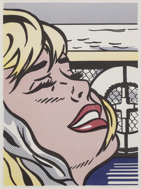 Roy Lichtenstein, 'Shipboard Girl', 1965, Reynolds Gallery
