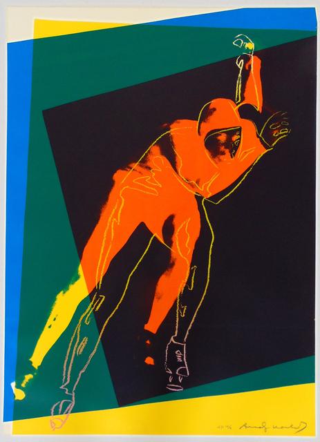 , 'Speed Skater,' 1983, Gilden's Art Gallery