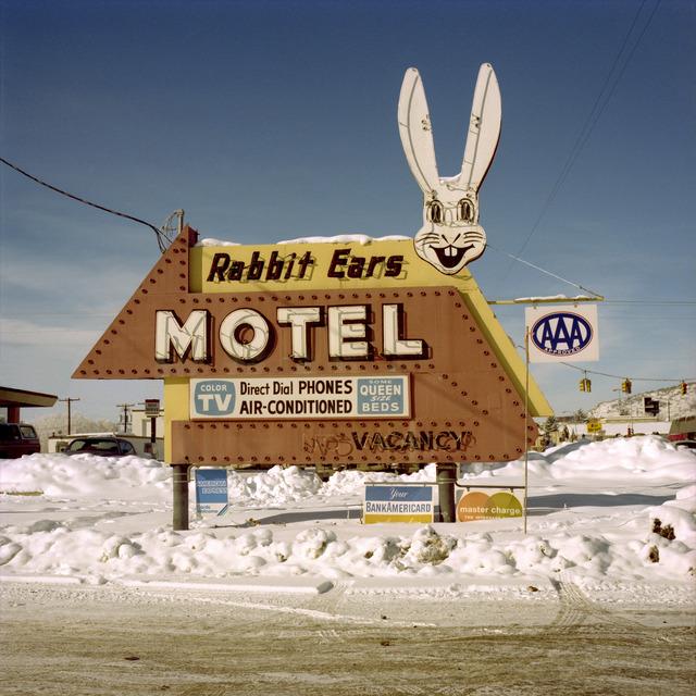 , 'Steamboat Springs, Colorado, December,' 1981, photo-eye Gallery