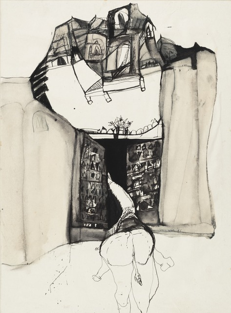 , 'Camel,' 1965, Grey Art Gallery