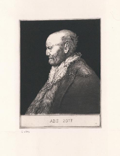 , 'Rembrandt`s father III,' 2017, Kunstverket Galleri