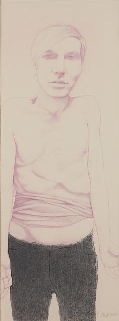 , 'Andy (Shirtless),' 2015, Anglim Gilbert Gallery