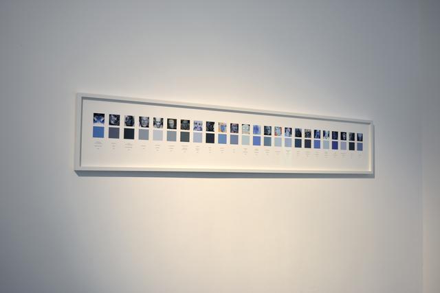 , 'Blue Skins,' 2017, 22,48m2