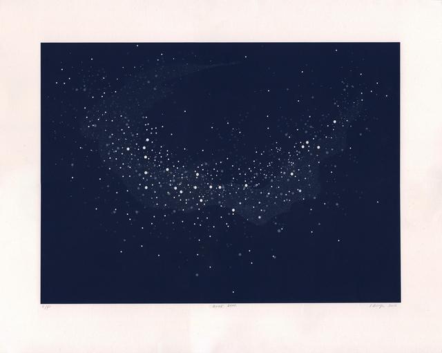 , 'Blue Star,' 2015, Joanna Bryant & Julian Page