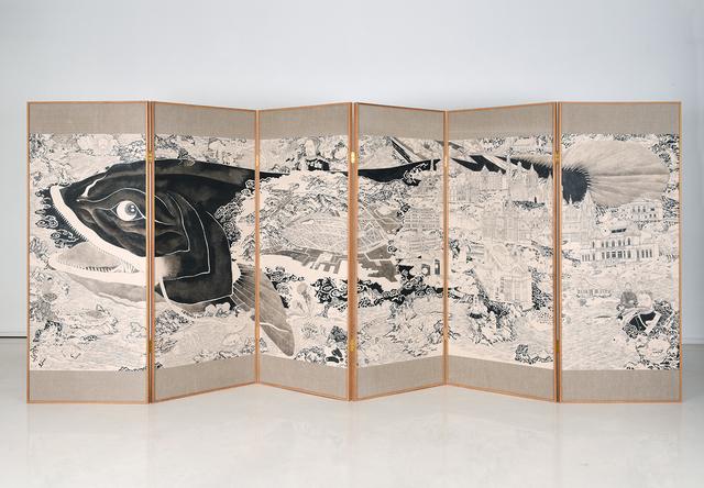 , 'Dalny 达里尼,' 2018, ART LABOR Gallery