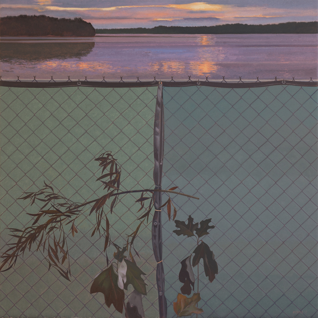 , 'Lake St. George Evening,' 2017, Locks Gallery
