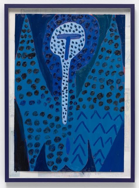 , 'ängel,' 2017, Museum of Contemporary Art Detroit