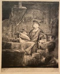 Jan Uytenbogaert, 'The Gold Weigher'