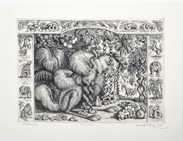 , 'Untitled,' 1996, London Print Studio