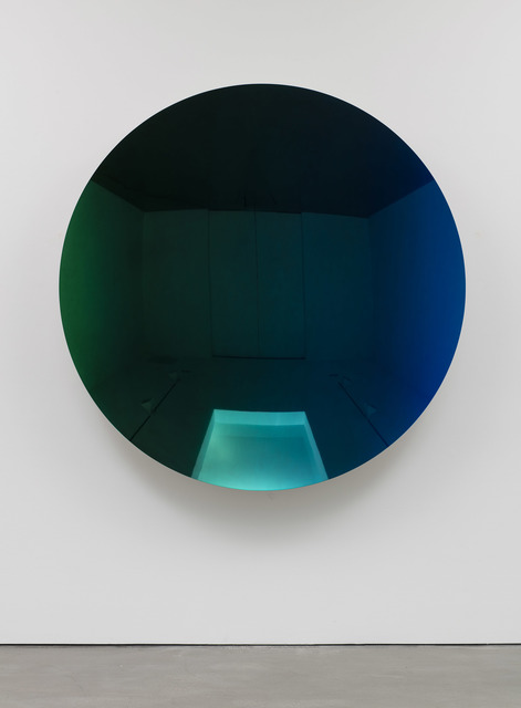 , 'Mirror (Organic Green to Oriental Blue),' 2016, Regen Projects