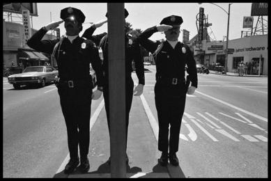 3 Cop Salute