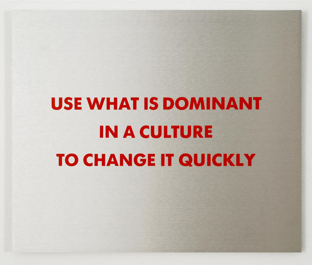 , 'Selection from the Survival Series: Use What Is Dominant...,' 1983-1985, Brooke Alexander, Inc.