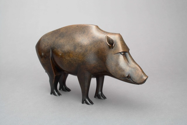 , 'Boar,' 2009, Galerie Dumonteil
