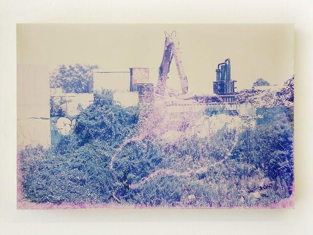 , 'Construction,' 2013, VICTORI+MO CONTEMPORARY
