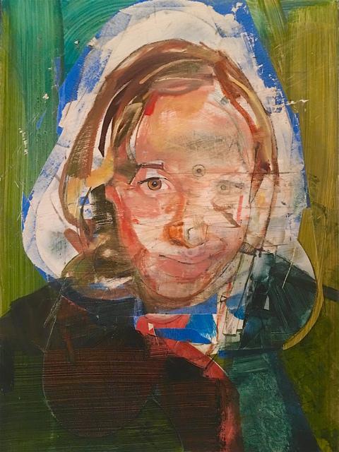 Karim Hamid, 'Portrait 48', 2019, Emmanuelle G Gallery